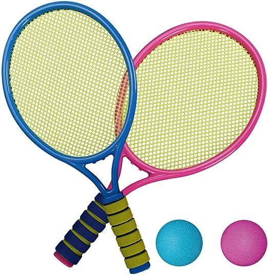 Juego de Raquetas de Tenis, Raquetas de Tenis Juego de niños Playa ...