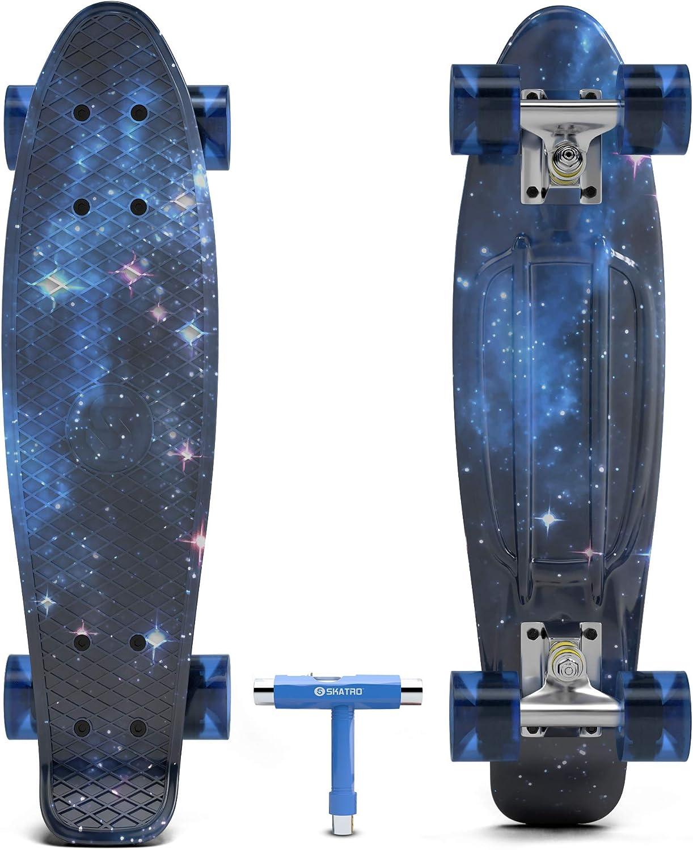 skatro - Mini Cruiser Skateboard - 1