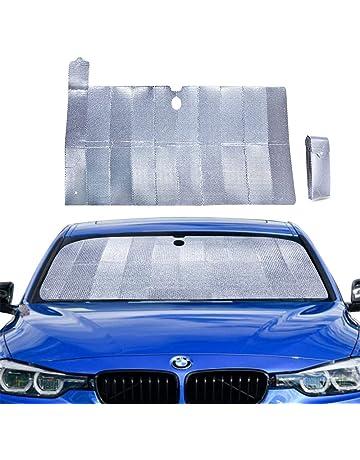 Auto Sonnenschutz Frontscheibe Abdeckung Sonennblende Hitzeschutz 200*70 cm