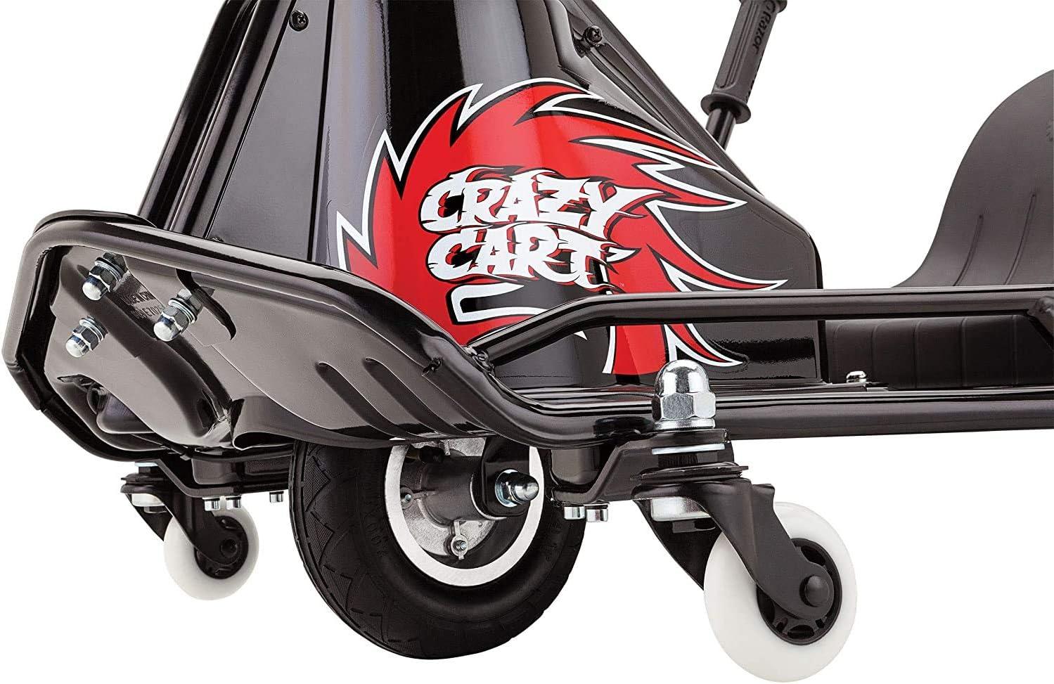 2 Crazy Cart Dune Buggy - Premium RAZOR Scooter Tire Tube for E100 8x2 Angle Valve Tube A5 Air E200 OEM Replacement Part W13112099045-8 tube 200x50 Inner Tube Razor E1//E2 2 Pack