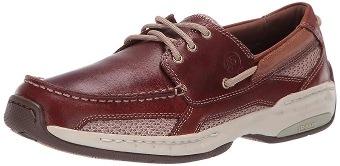 Dunham by New Balance hombres Captain Boat zapatos,marrón,10 EE US: Amazon.es: Ropa y accesorios