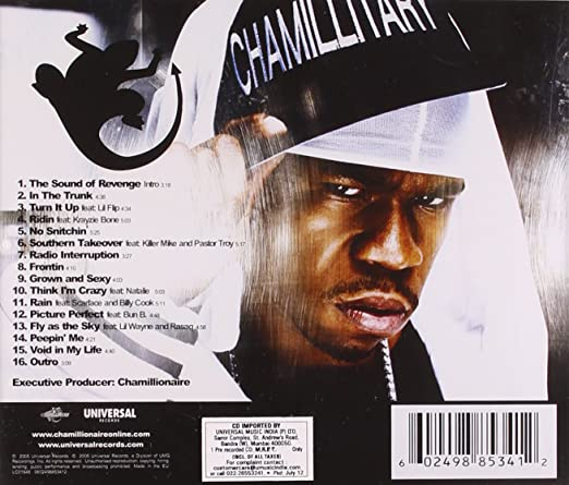 Chamillionaire grown and sexy lyrics chamillionaire