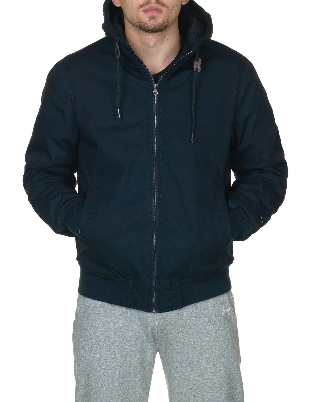 Scout Men's Deep Blue Giubotto Sports Jacket 100% Cotton