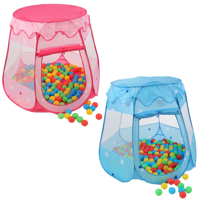 KIDUKU Tienda de campa a infantil bolas bolsa casita de