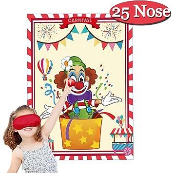 Amazon.com: Funnlot Juegos de fiesta de cumpleaños para ...