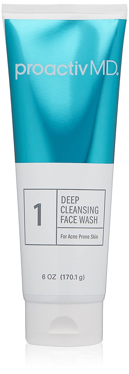 Proactiv Deep Cleansing Face Wash, 6 Oz