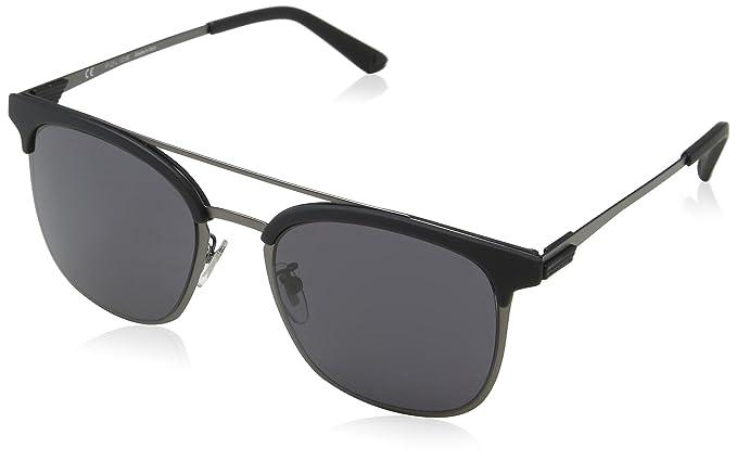 Police Crossover 1 Gafas de sol, Gris (Matt Gunmetal), 54 para Hombre