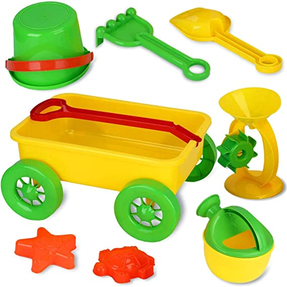 Sand Beach Outdoor Gowi Toys Children/'s Sandmould Vehicles Pack of 2