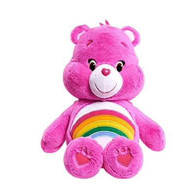 Just Play Care Bears Cheer Jumbo Plush: Toys & Games