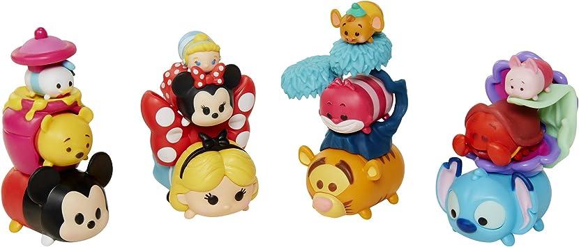 Tsum Tsum Disney 12 Figuras Set de regalo: Amazon.es: Juguetes y juegos