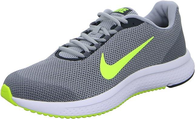 Nike - Zapatillas de Running para Hombre, Color Gris, Talla 47 EU: Amazon.es: Zapatos y complementos