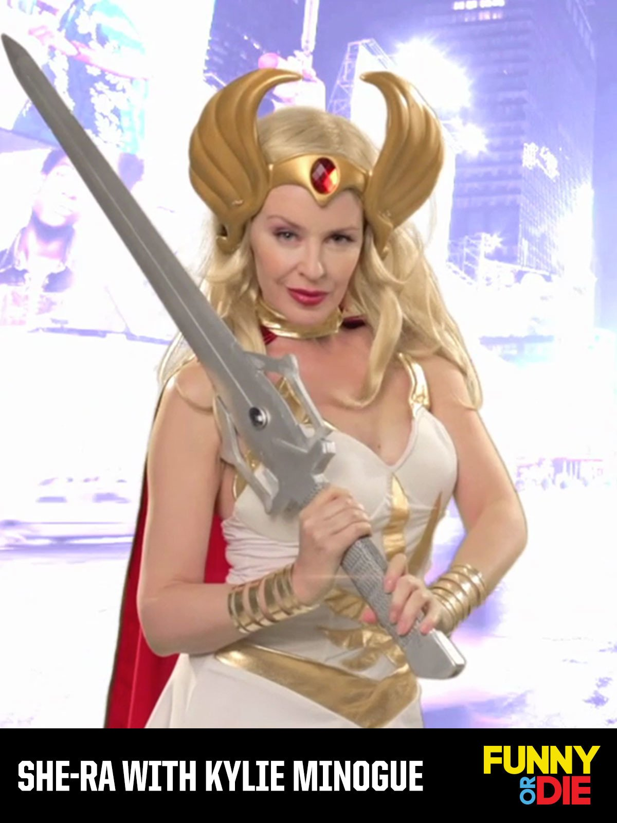 She-Ra with Kylie Minogue on Amazon Prime Video UK