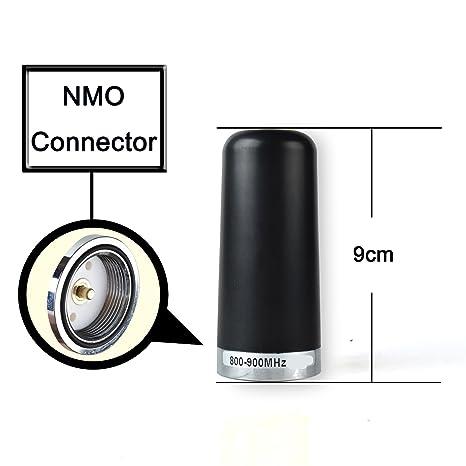 Low Profile MAGNET MOUNT UHF ANTENNA Mag KIT Mini UHF MOTOROLA CM200 CM300 XPR