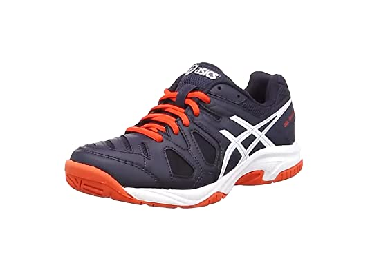 Asics Gel-Game 5 GS, Zapatillas de Tenis Infantil, Blanco (Sky ...