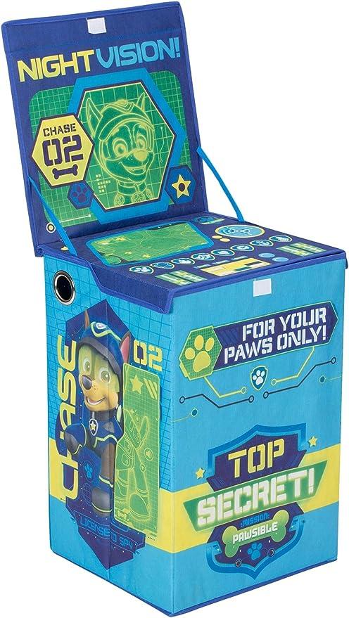 Niños Paw Patrol – Centro de control de la misión caja de juguete ...