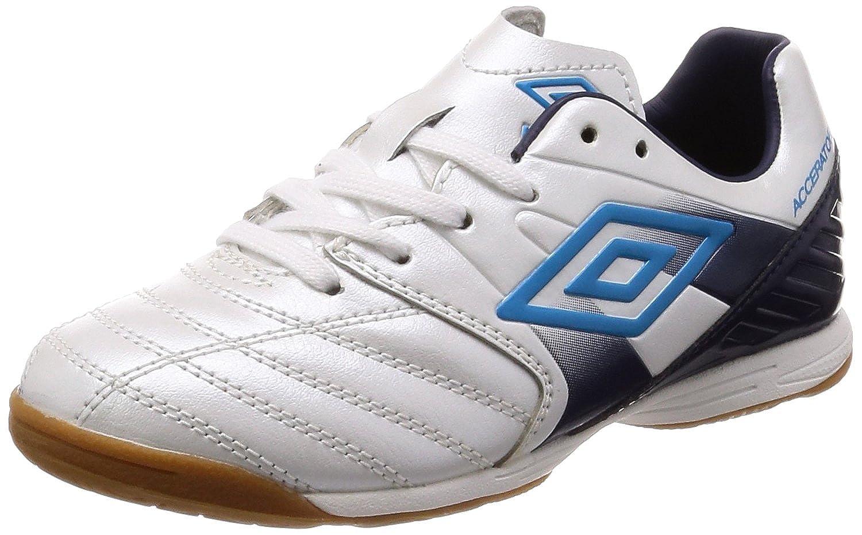 fe071776aedaba Amazon | [アンブロ] サッカーシューズ、フットサル アクセレイター TR J WIDE IN WN 16 cm | 運動靴・スニーカー