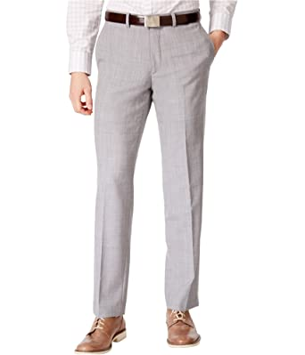 Bar Iii Slim Fit Pantalones De Vestir Para Hombre Color Gris