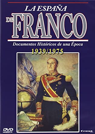 La España de Franco [DVD]: Amazon.es: Cine y Series TV