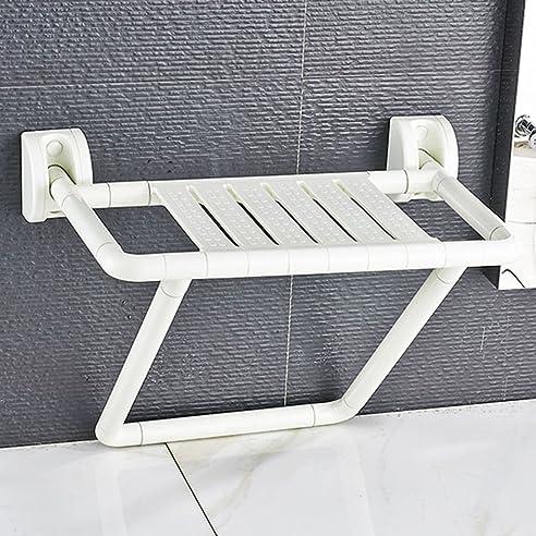 erru duschstuhl folding badezimmer dusche sitzstuhl der wand befestigter anti rutsch ltere schwangere frauen - Sitz Stuhl Fur Dusche