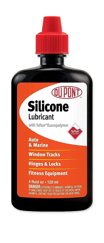 Amazon.com: DuPont Silicone Lubricant with Teflon Fluoro Polymer ...