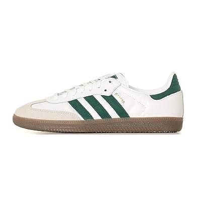 reputable site 5da00 80a99 adidas B75680 Samba OG Sneaker Weiss