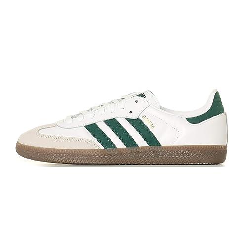 reputable site 45265 de8bd adidas B75680 Samba OG Sneaker Weiss