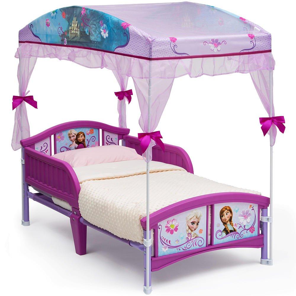 Princess toddler bed with canopy - Princess Toddler Bed With Canopy
