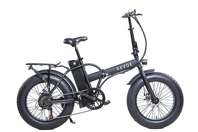32 opinioni per REVOE Dirt Vtc, 553503, Bicicletta Elettrica Pieghevole 20' Misto Adulto, Nero