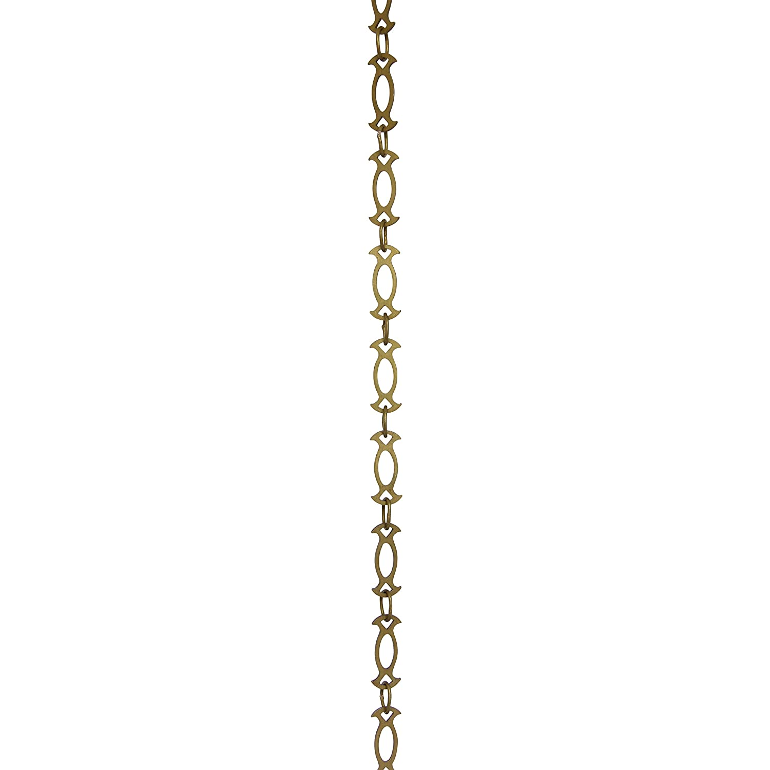 RCH Hardware CH-47-AD-3 Lighting Chain Acid Dipped