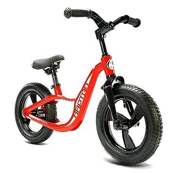 Balanza De Bicicletas, Kid Glide Bike 12 Pulgadas [Edades De 2 A 6 Años