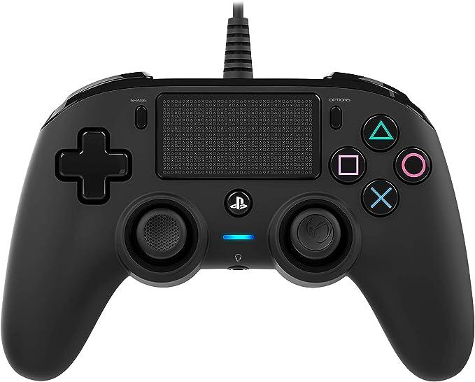 Oferta amazon: Nacon - Mando Compacto para PS4, color Negro