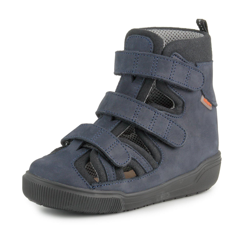 Schein Nicky 351700 TN2 Support Ankle Brace Leather Sandal, 11 M US Little Kid (26) by Schein
