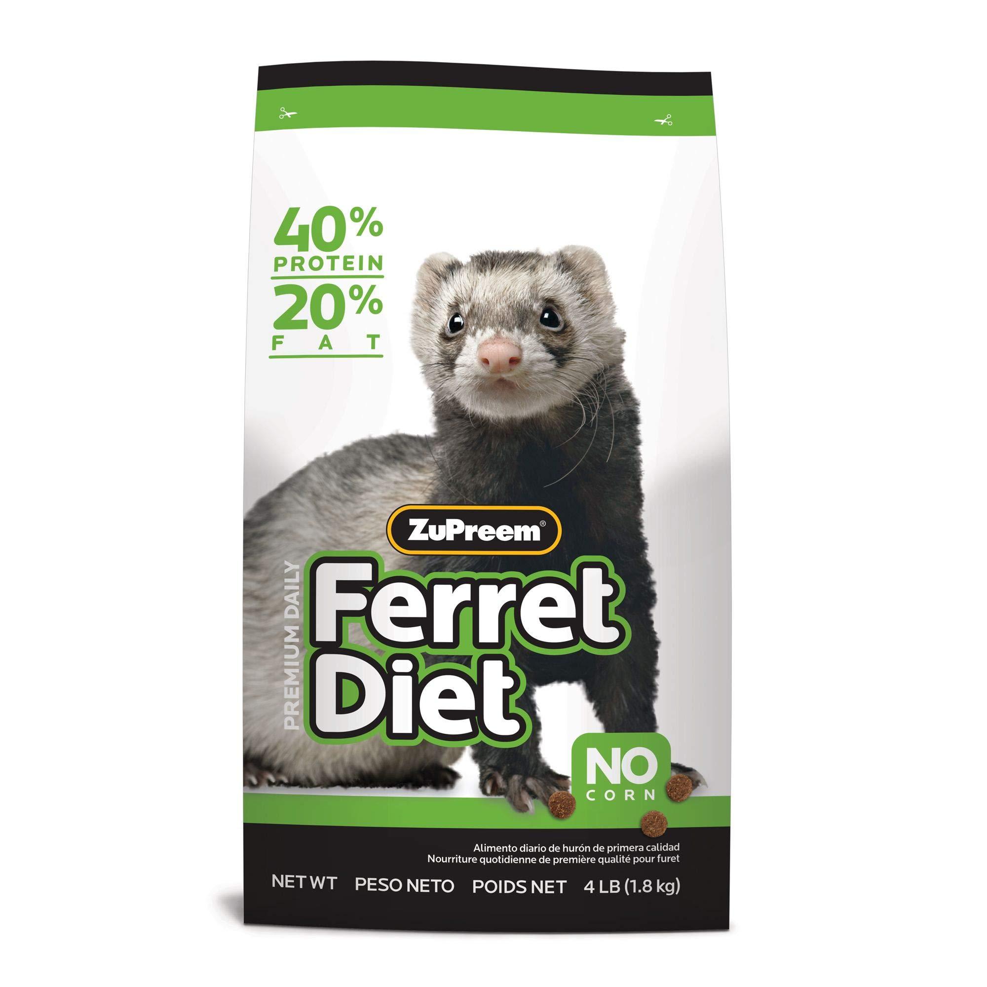 ZuPreem Premium Ferret Diet 2 Pack by ZuPreem