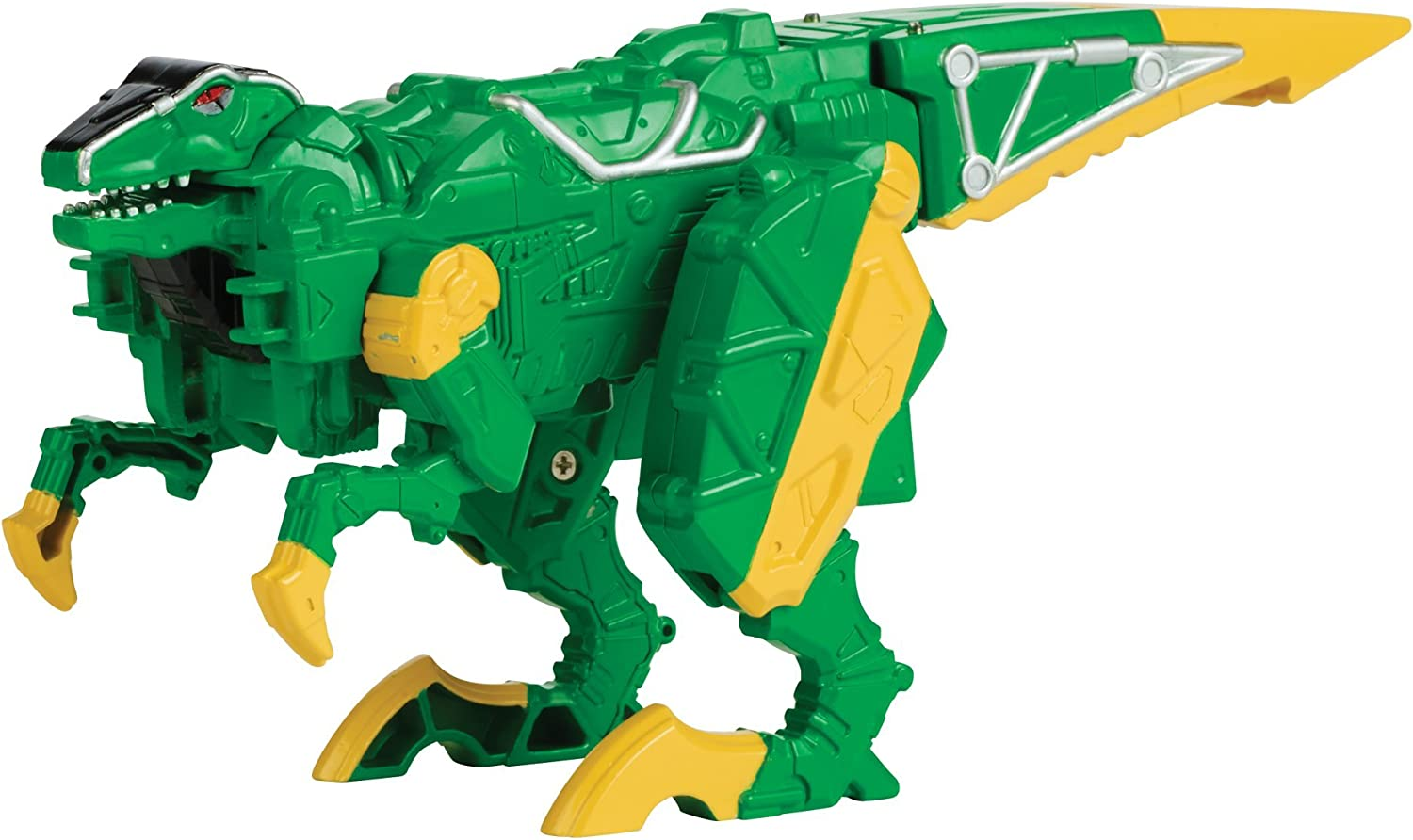 - Amazon.com: Power Rangers Dino Charge - Raptor Zord With Charger