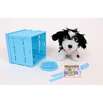 Rescue Runts 18131 Babies Border Collie: Toys & Games