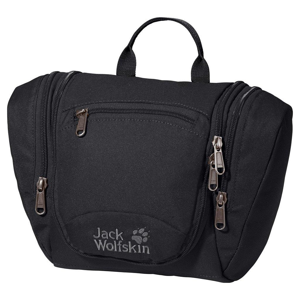 Jack Wolfskin, Beauty Case da Viaggio Donna Caddie, Nero (Black), Taglia Unica 8001211