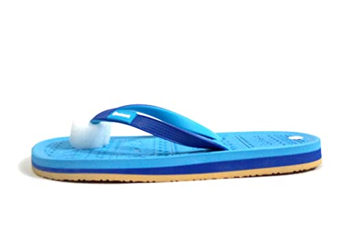 4cf4feb2be13 womens flip flop Blue- Bonkerz  Amazon.in  Shoes   Handbags