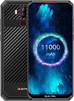 Batería Grande 11000mAh Móviles, OUKITEL K13 Pro Smartphone Libre ...