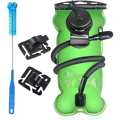 Depósito de agua de 3 litros Tagvo, con diseño universal para equipo de hidratación; sin BPA, Hydration Bladder 3 Liter