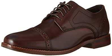 Rockport Men's Derby Room Cap Toe Oxford- ...