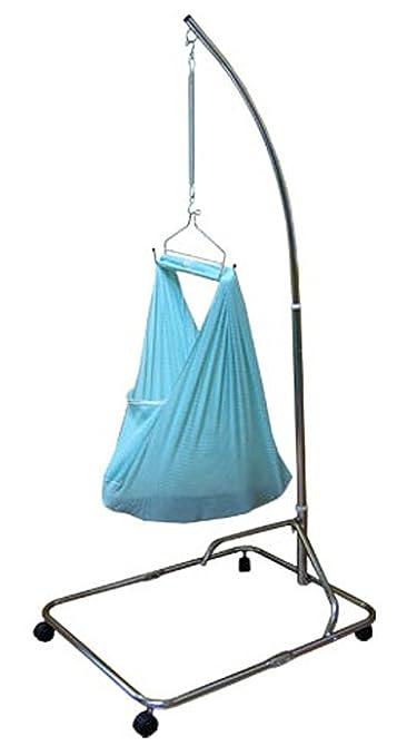 blue baby hammock   baby cradle   southeast asia sarong cradle rocker set  blue  ting amazon     blue baby hammock   baby cradle   southeast asia      rh   amazon