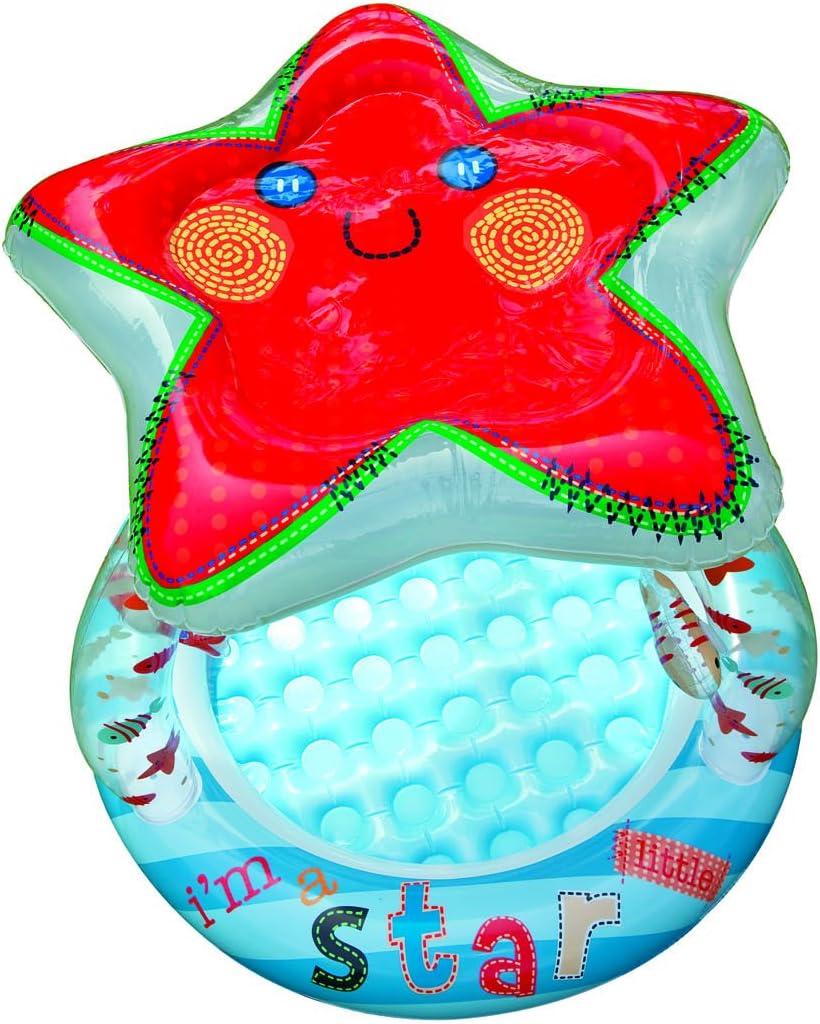 Intex 57428- Piscina para bebé hinchable con diseño de estrella ...