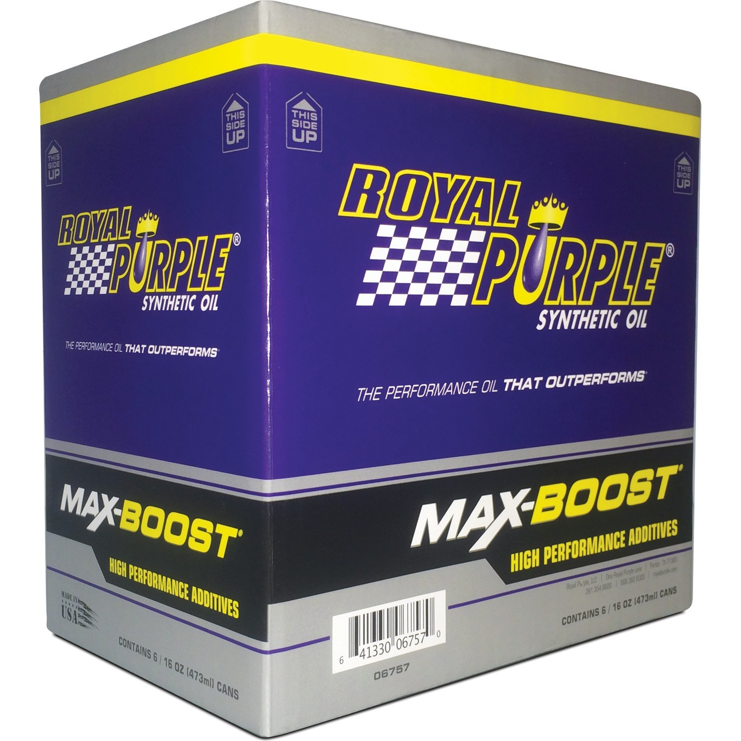 Royal Purple 067570 Max Boost - Pack of 6 by Royal Purple