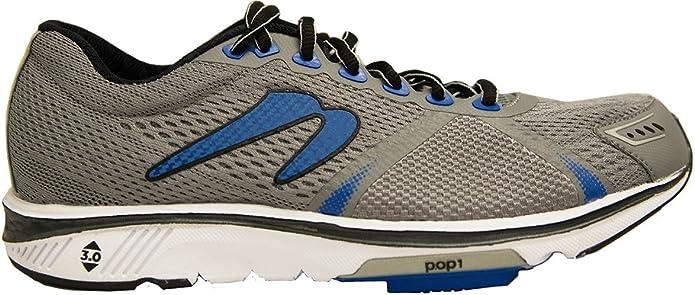 Newton Running Mens Gravity Vi Neutral Running Shoe, Zapatillas Hombre, Plateado (Silver/Blue), 42 EU: Amazon.es: Zapatos y complementos