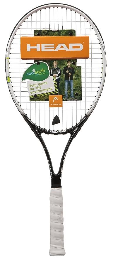 Amazon.com: Head Cool Tierra Tenis racquet-strung: Sports ...