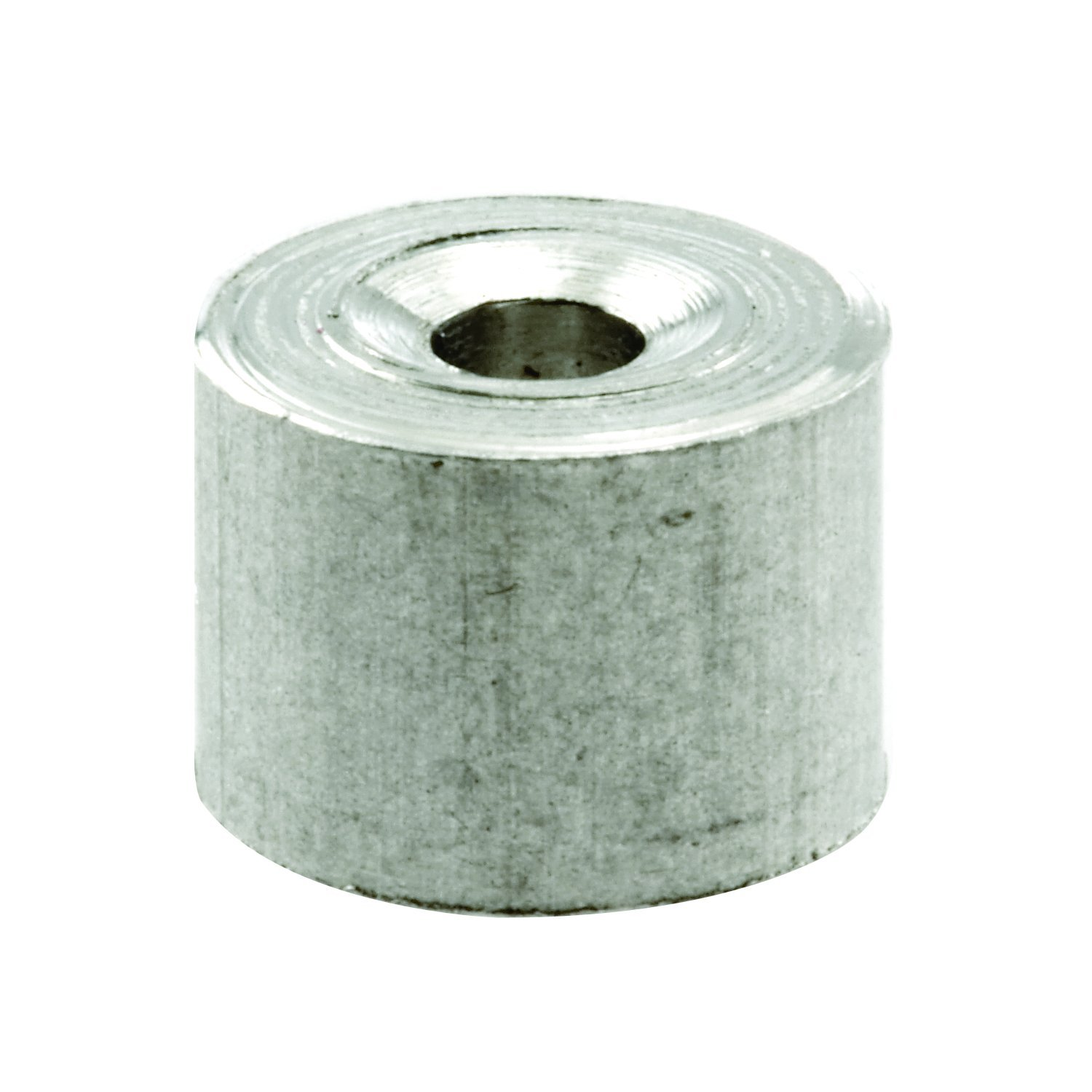 Prime-Line Products GD 12171 Cable Stops, 1/16'', Extruded Aluminum, Pack of 100