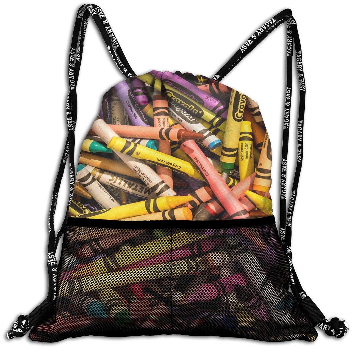 Amazon.com | Beatybag Lightweight Unisex Drawstring Bag with ...
