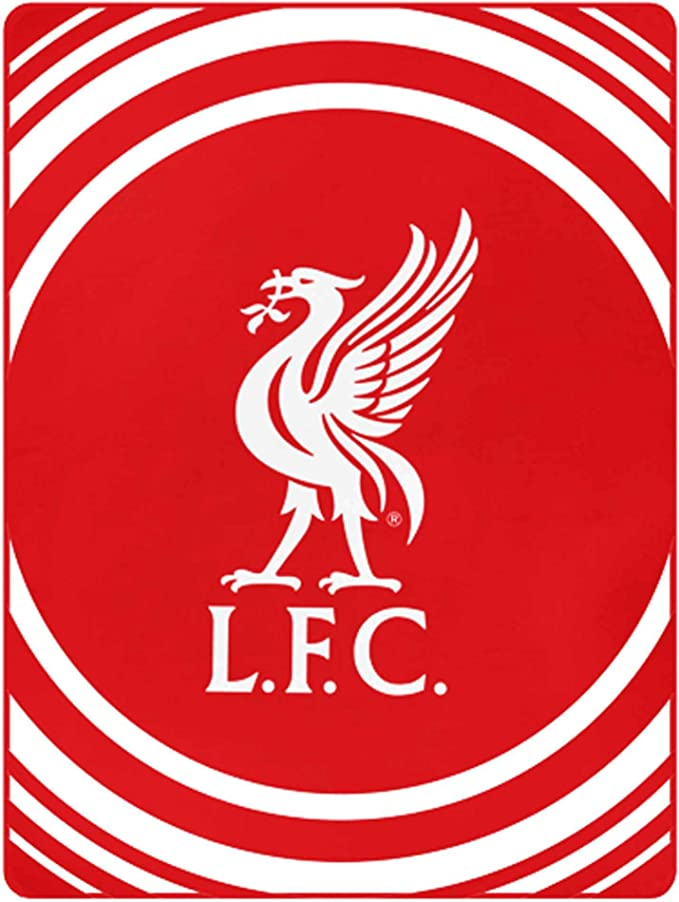 Liverpool FC Plush ComforterLFC Official