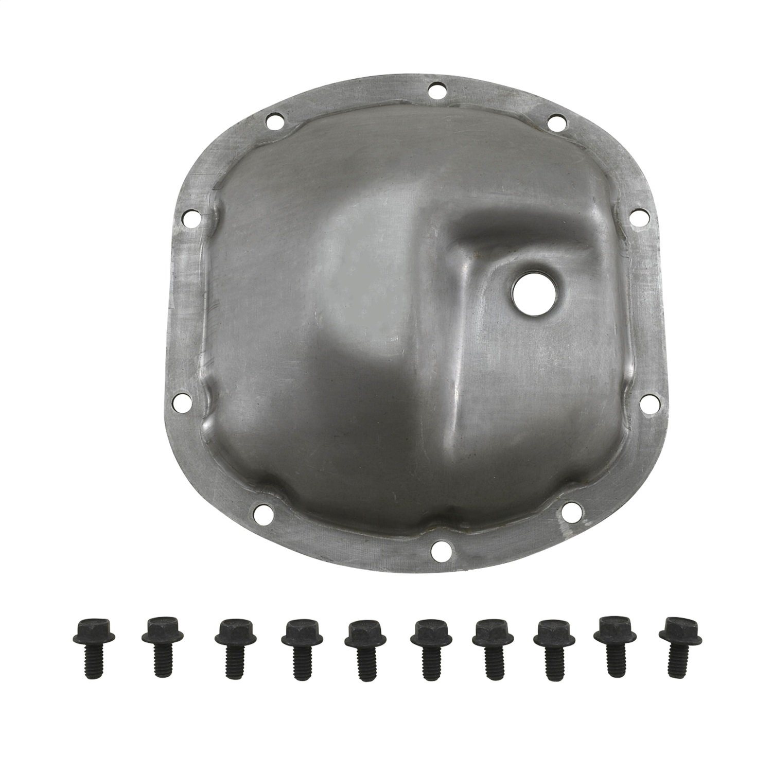 Yukon Gear & Axle (YP C5-D30-STD) Steel Cover for Dana 30 Standard Rotation Front Differential