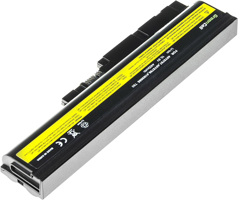 ARyee 4400mAh 11.1V T60 Batterie Batterie dordinateur Portable Remplacement pour Lenovo IBM Thinkpad T60 T61 Z60 R60 R60e T60p T60 Z61e R61 T61p S/érie